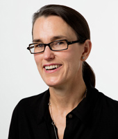 Kim Benzel '85, Curator in Charge