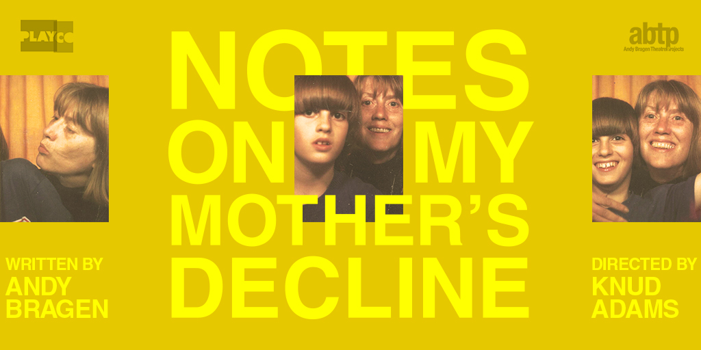 """Notes on My Mother's Decline"" by Andy Bragen, MFA '06"