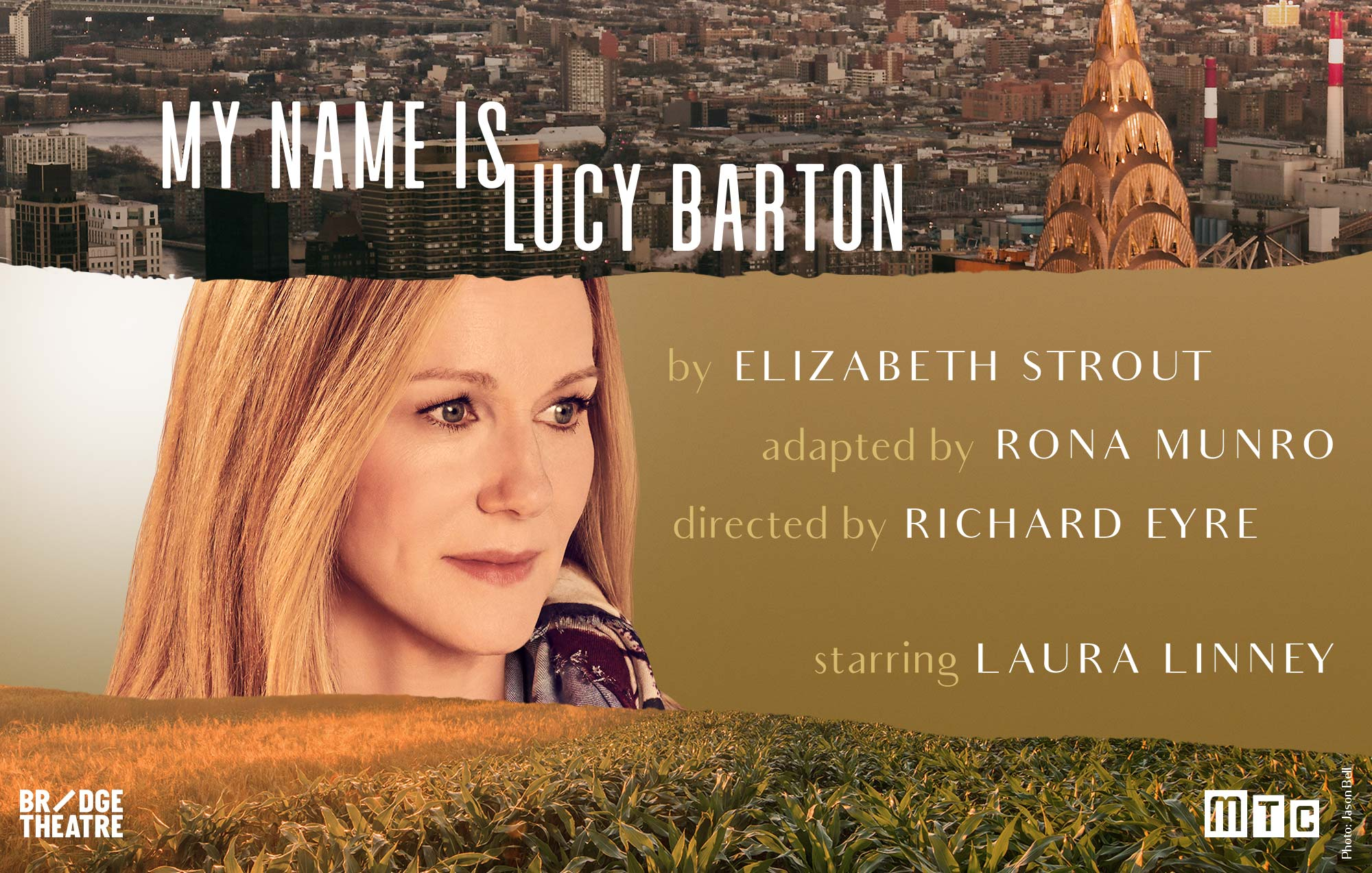 """Laura Linney '86 stars in """"My Name Is Lucy Barton""""<"""