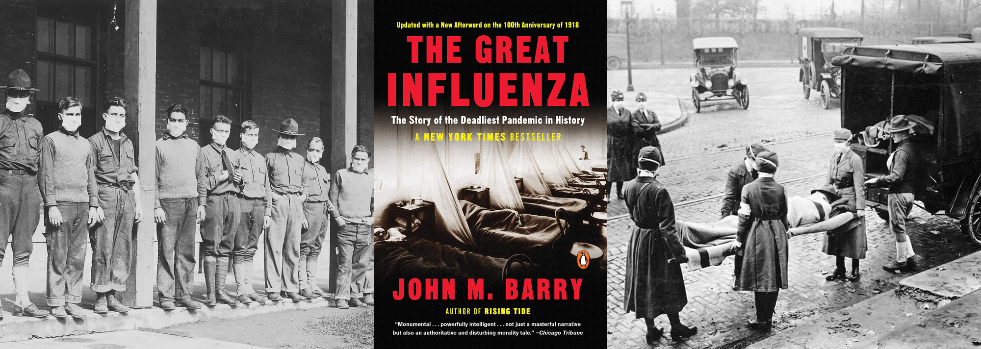The Great Influenza: John Barry