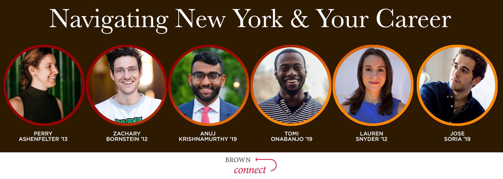 Navigating New York & Your Career