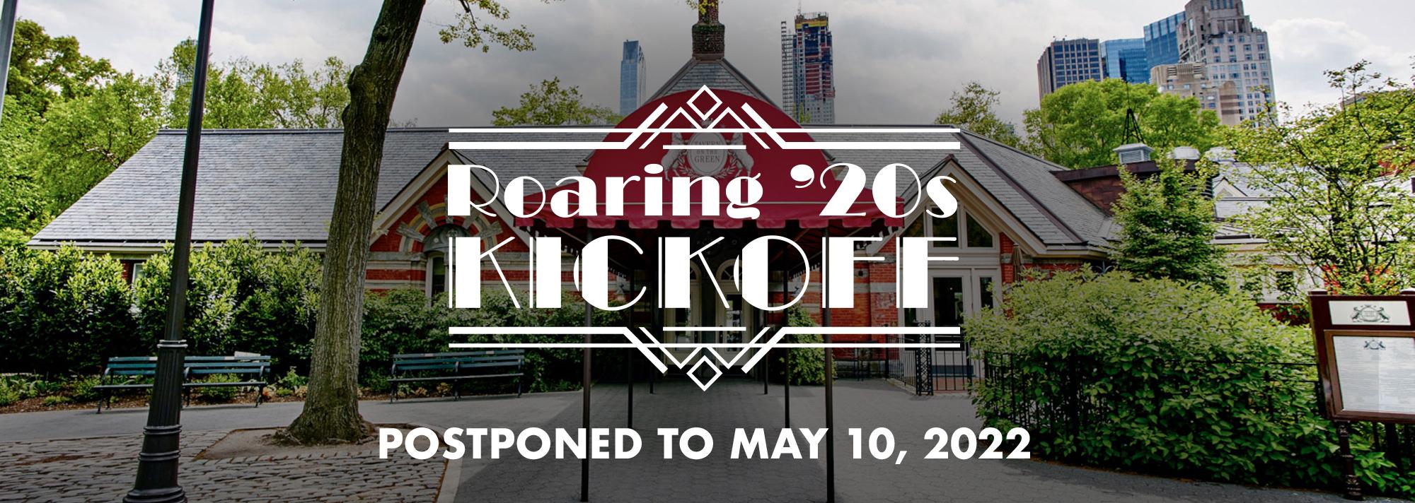 Roaring '20s Kickoff